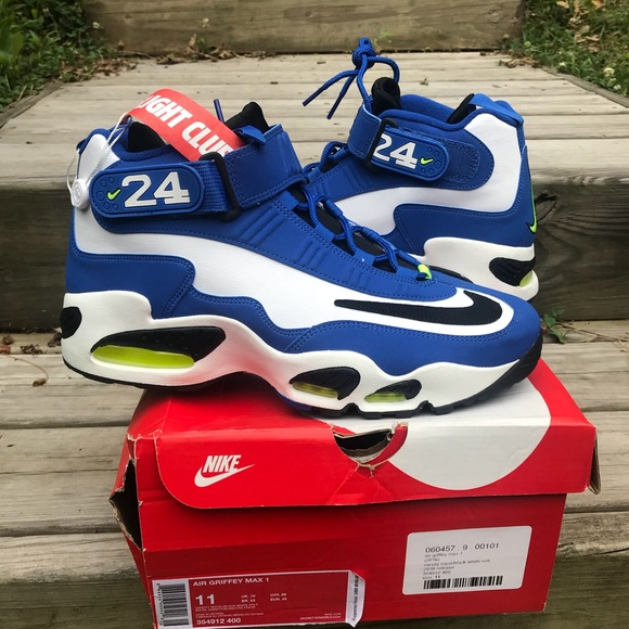 Air Griffey Max 1 from Flight Club NYC 663887d7d30d